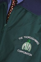 The Thoroughbred Corporation Windbreaker